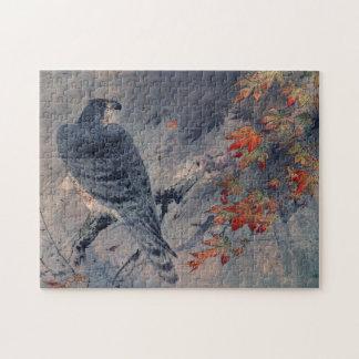 Japanese Autumn Puzzle