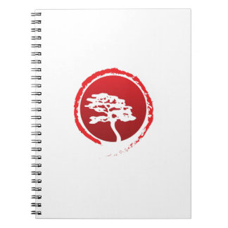 Japanese Bonsai Tree Japan Tradition Culture Notebook