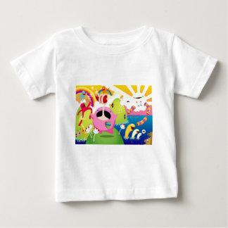 Japanese Cartoon Baby T-Shirt