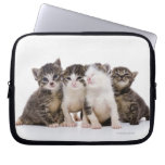 Japanese cat laptop computer sleeves