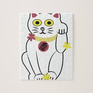 Japanese Cat Puzzles