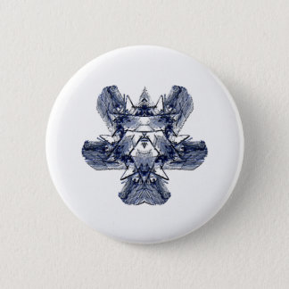 Japanese Cat Warrior button