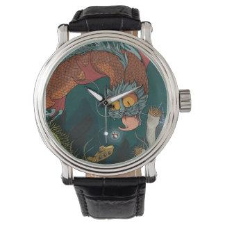 Japanese Catfish Watch