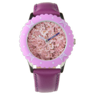 Japanese Cherry Blooms Watches