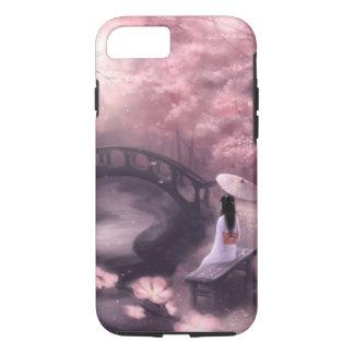 Japanese Cherry Blossom iPhone 7 Case