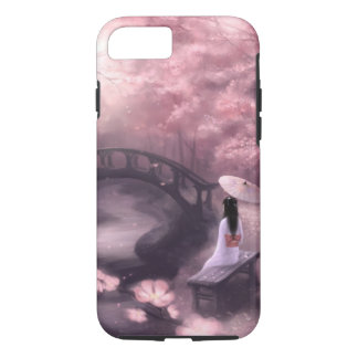 Japanese Cherry Blossom iPhone 8/7 Case