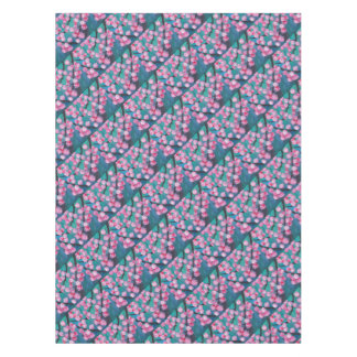Japanese Cherry Blossom Painting Tablecloth