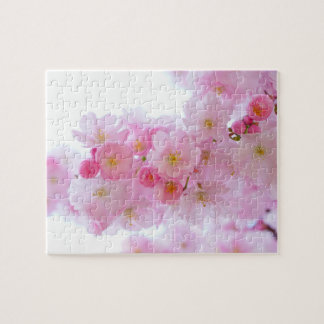 Japanese Cherry Blossom Puzzles