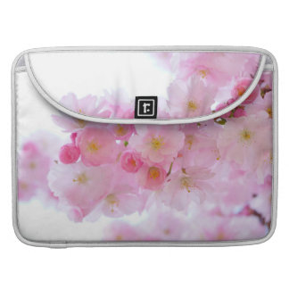 Japanese Cherry Blossom Sleeves For MacBook Pro