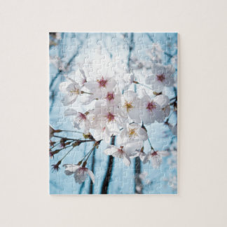 Japanese Cherry Blossom Zen Puzzles