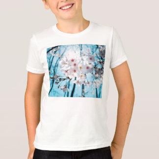 Japanese Cherry Blossom Zen T-Shirt