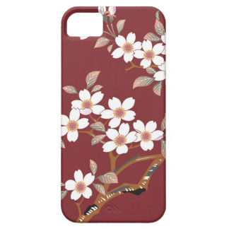 Japanese Cherry Blossoms Case For The iPhone 5