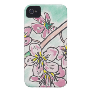 Japanese Cherry Blossoms Case-Mate iPhone 4 Cases