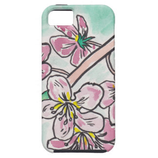 Japanese Cherry Blossoms iPhone 5 Cover