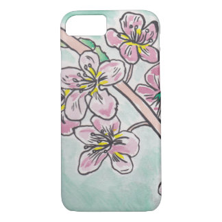 Japanese Cherry Blossoms iPhone 7 Case