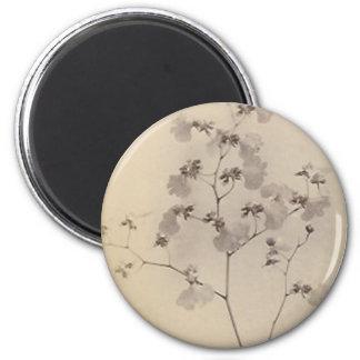 Japanese cherry blossoms magnet