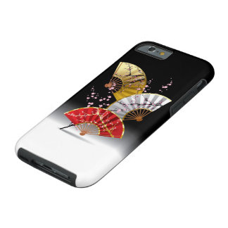 Japanese Cherry Fans Tough iPhone 6 Case