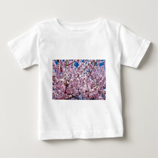 Japanese cherry Flower Baby T-Shirt