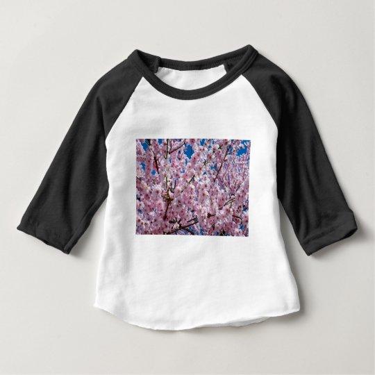 Japanese cherry Flower Baby T-Shirt