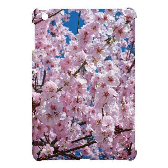 Japanese cherry Flower Case For The iPad Mini