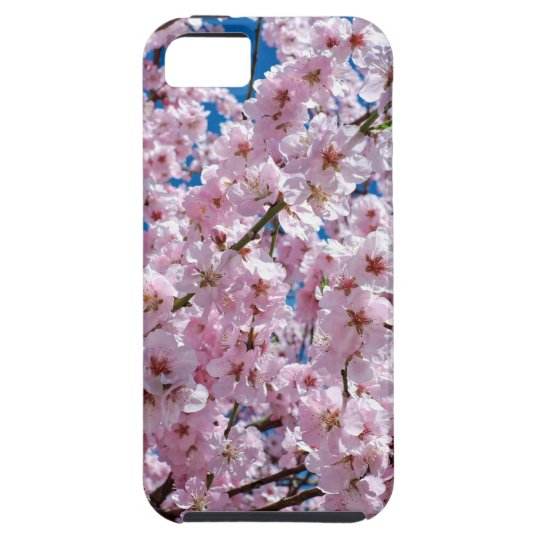 Japanese cherry Flower Case For The iPhone 5
