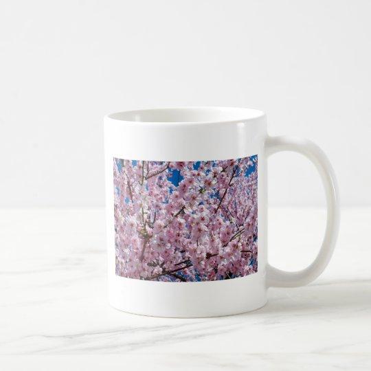 Japanese cherry Flower Coffee Mug
