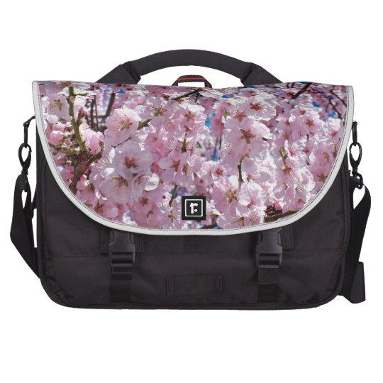 Japanese cherry Flower Commuter Bags