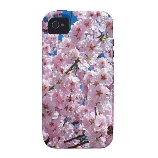 Japanese cherry Flower iPhone 4 Case