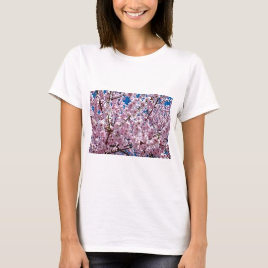 Japanese cherry Flower T-Shirt