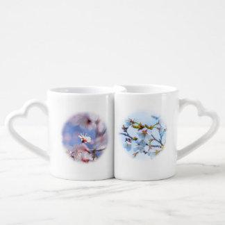 Japanese Cherry - Sakura In Bloom Coffee Mug Set