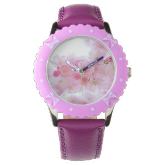 Japanese Cherry Tree Wristwatch