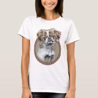 Japanese Chin 001 T-Shirt