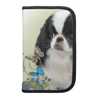 Japanese Chin Butterfly Planner