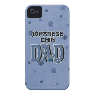 Japanese Chin DAD iPhone 4 Cases