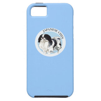 Japanese Chin iPhone 5 Cover