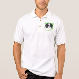 Japanese Chin Polo Shirt