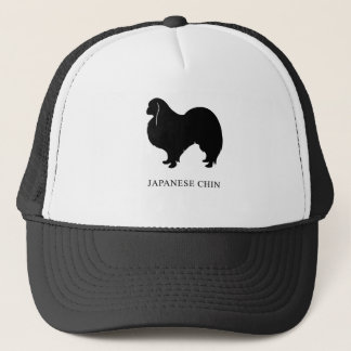 Japanese Chin Trucker Hat