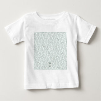 "Japanese classic pattern ""SAYA"". Harmony handle Baby T-Shirt"