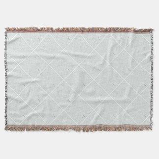"Japanese classic pattern ""SAYA"". Harmony handle Throw Blanket"