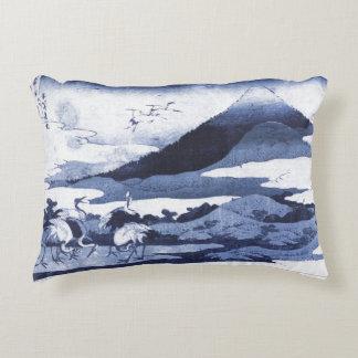 Japanese Crane Pillow
