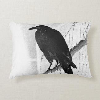 Japanese Crow Pillow
