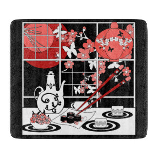 Japanese cuisine cutting board