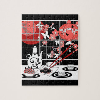 Japanese cuisine jigsaw puzzle