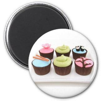 japanese cupcakes magnet