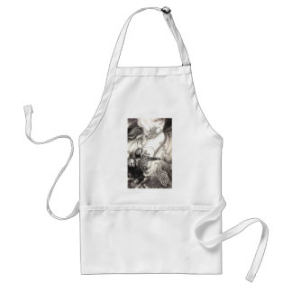 Japanese Demons 59.png Adult Apron