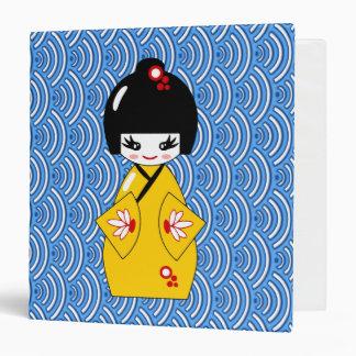 Japanese doll binder