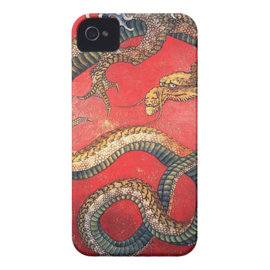 Japanese Dragon Case-Mate iPhone 4 Case