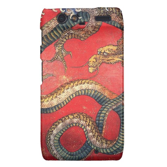 Japanese Dragon Droid RAZR Covers