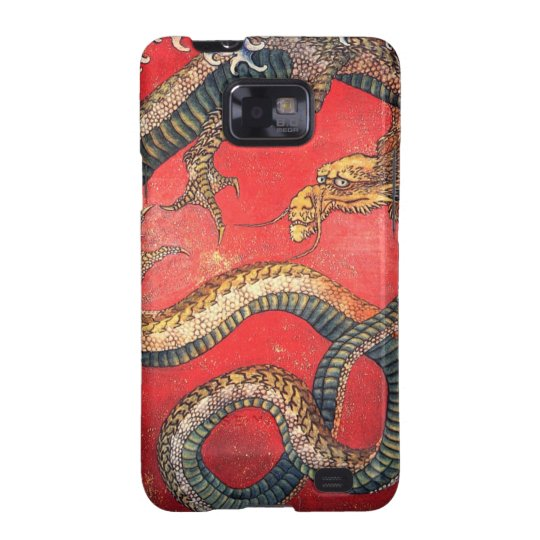 Japanese Dragon Galaxy S2 Covers