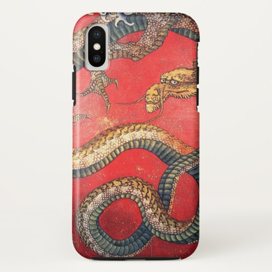 Japanese Dragon HTC Vivid / Raider 4G Case